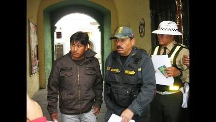 Arequipa: Detienen a chofer que atropelló a mujer policía