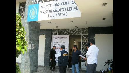 La Libertad: Médicos legistas reclaman seguro para evitar represalias