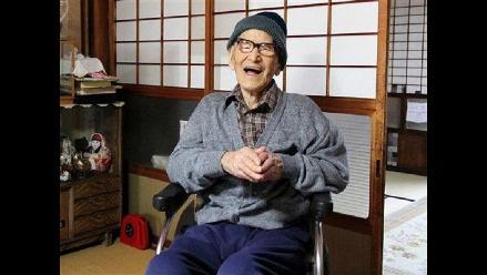 Jiroemon Kimura, la persona más longeva del mundo según el Guinnes