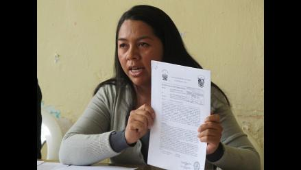 Ayacucho: Regidora de Pichari denuncia a alcalde de querer vacarla