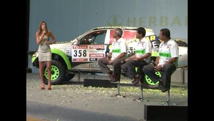 Alta Ruta 4x4 fue presentado oficialmente para el Rally Dakar 2013