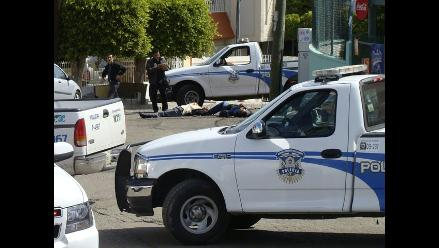 Policía acusada de narcotráfico se comunicó con ejecutivo Televisa