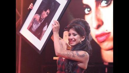 Yo soy: imitadora de Amy Winehouse fue eliminada
