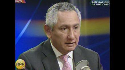 Cornejo: ´El 70% de las viviendas en el Perú son inseguras´