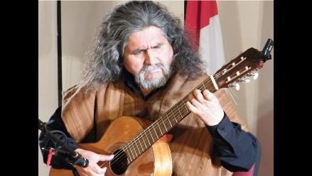 Manuelcha Prado cierra el festival Cultura Viva