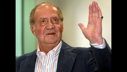 Rey Juan Carlos habló por teléfono con Abás sobre Oriente Medio