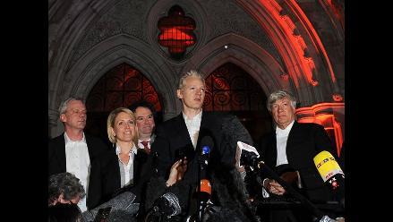 Fundador de WikiLeacks dará un ´discurso de Navidad´ desde su refugio