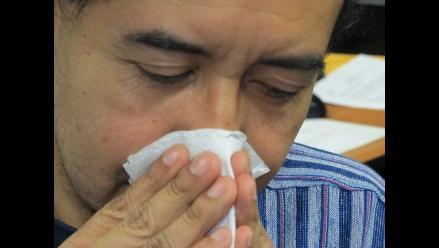 Alergias pueden convertirse en neumonías, alertan
