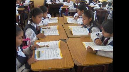 Puno: Fijan fecha para el término de clases en colegios públicos