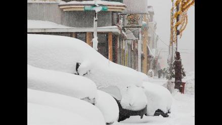 Declaran estado de emergencia por nevada en Wisconsin