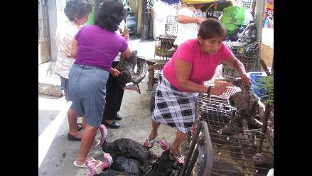 Se incrementa el precio del pavo en Piura
