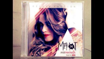 Mía Mont vuelve con edición especial del disco Antifantasía