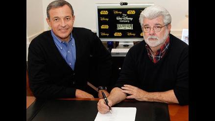 Aprueban compra de Lucasfilm por The Walt Disney Company