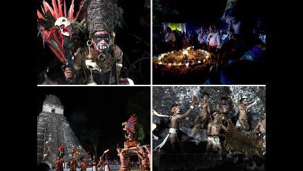 Guatemala: Descendientes mayas celebraron el final de la era