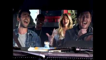 Shakira promociona su participación en The Voice con divertido video