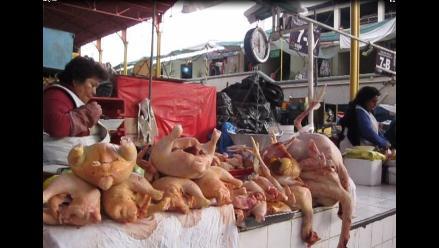 Arequipa: Precio del pollo se incrementa hasta en S/.1.50