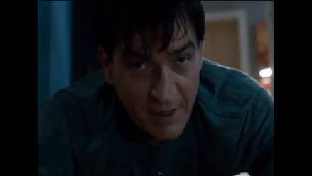 Vea el tráiler de Scary Movie 5, protagonizada por Charlie Sheen