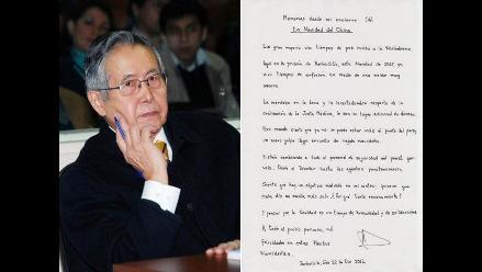 Fujimori: Siento que hay un objetivo malvado en mi contra