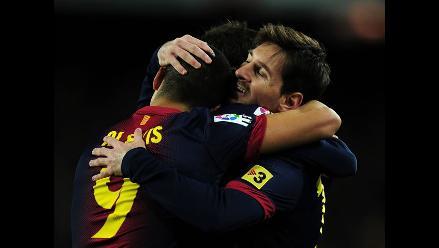 Barcelona venció a Valladolid y Lionel Messi cerró el año con 91 goles