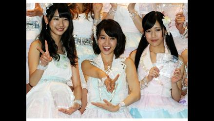 AKB48 lidera ventas totales del ranking de Oricon en 2012