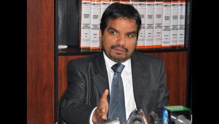 Arbizu: Duplicar plazo de prescripción contribuirá a combatir impunidad