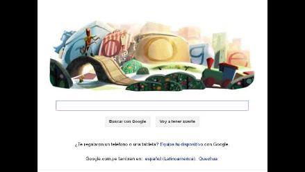 Google celebra la Navidad con nuevo doodle