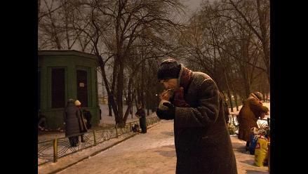 Ola de frío en Rusia cobra 123 víctimas