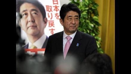 El Parlamento de Japón nombra a Shinzo Abe nuevo primer ministro