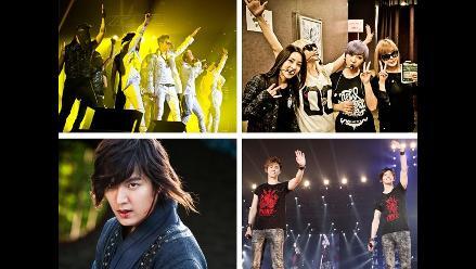 Big Bang, 2NE1 y Faith lideran votaciones de KPop y KDrama 2012