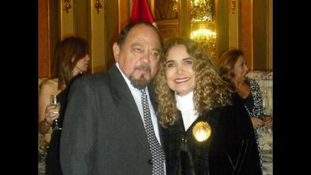 Víctor Merino, músico de Tania Libertad, internado por derrame cerebral