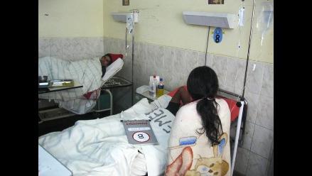 Cusco: Hombre pierde ojo y sufre quemaduras tras manipular bombarda