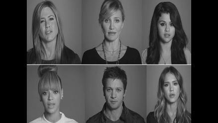 Celebridades de Hollywood lanzan campaña contra la violencia armada