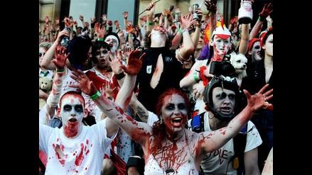 Reino Unido se encuentra preparado para ataque zombi