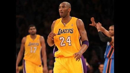 Kobe Bryant se convierte en máximo anotador en la historia de la NBA