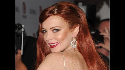 Lindsay Lohan pagó deudas con dinero de Charlie Sheen