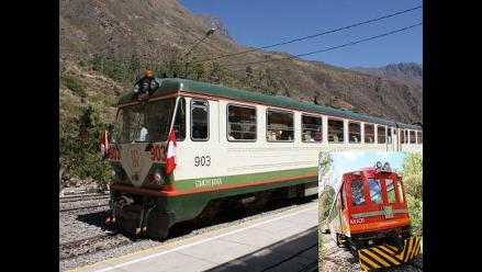 Inca Rail y Andean Railways anuncian US$ 7 millones de inversión