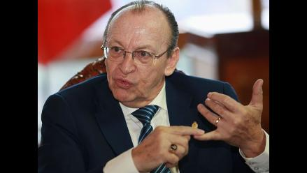 Fiscal Peláez defiende acusación en caso Andahuaylazo
