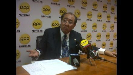Calle negó haber pedido juzgar a Antauro Humala por sedición