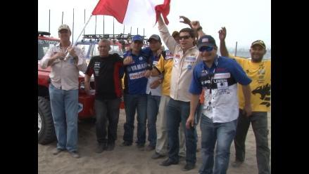 Conozca a todos los peruanos que correrán el Rally Dakar 2013 en autos