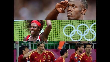 Usain Bolt, Serena Williams y España, los mejores del 2012 para la AIPS