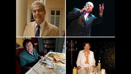 Recordamos a los personajes que nos dejaron este 2012
