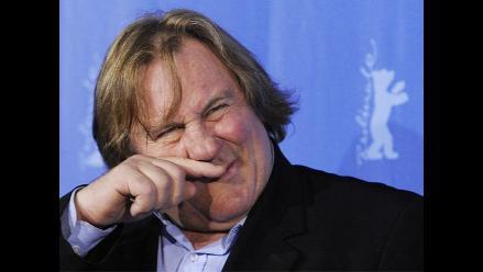 Gérard Depardieu: Me da igual que rectifiquen impuesto