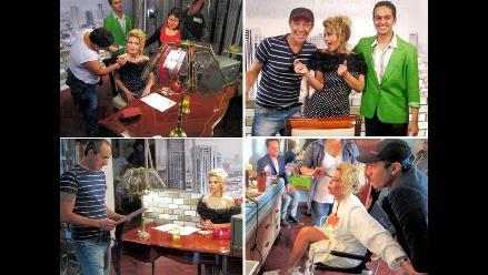 Gisela Valcárcel revive Aló Gisela en Asu Mare