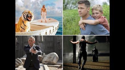 VOTA: La mejor película del 2012