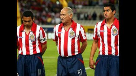Falleció Salvador Reyes, goleador histórico de las Chivas de Guadalajara