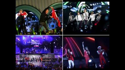 Conciertos de K-Pop en Latinoamérica en 2012