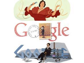 Los doodles que Google dedicó al Perú en el 2012