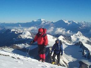 Escalador estadounidense fallece en el camino a la cumbre del Aconcagua