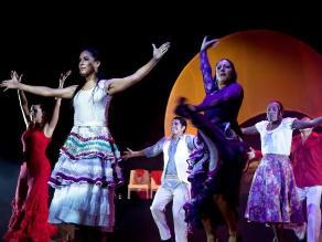Lourdes Carlín en show dirigido por coreógrafo de Broadway