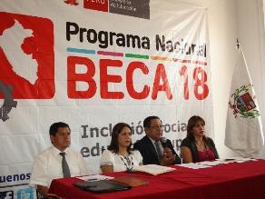 Beca 18 Internacional permitirá ingreso a universidades del extranjero